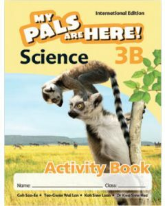 My Pals are Here! Science (International Edition) Activity Book 3B
