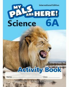 My Pals are Here! Science (International Edition) Activity Book 6A