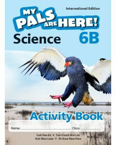 My Pals are Here! Science (International Edition) Activity Book 6B