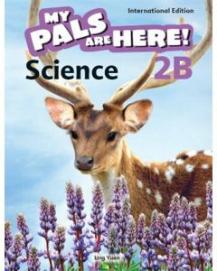 My Pals are Here! Science (International Edition) Textbook 2B