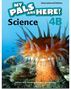 My Pals are Here! Science (International Edition) Textbook 4B