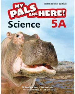My Pals are Here! Science (International Edition) Textbook 5A