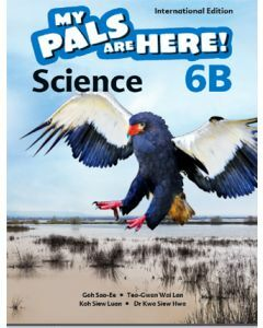 My Pals are Here! Science (International Edition) Textbook 6B