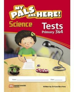 My Pals are Here Science Tests Primary 3 and 4