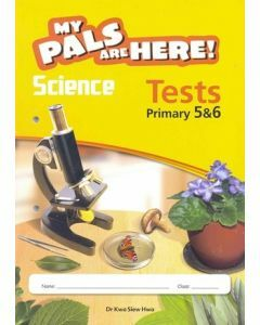 My Pals are Here Science Tests Primary 5 and 6