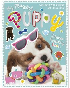 My Playful Puppy Sticker Act