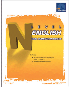 N-Level English Trial Examination Papers