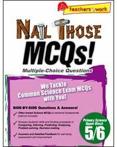 Nail Those MCQs! Primary Science  Upper Block 5/6