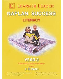 NAPLAN Success Literacy Year 3