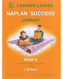 NAPLAN Success Literacy Year 5