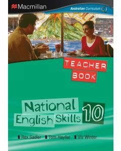 National English Skills 10 Teacher Book (Available to Order)