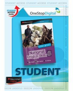 National English Skills 8 Digital (Available to Order)