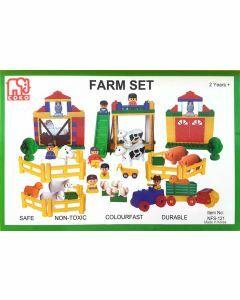 Coko Farm Set 121 pc set (Ages 2+)