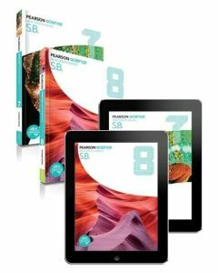 Pearson Science NSW Stage 4 Combo Pack (Student Books with eBook)
