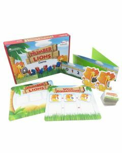 Number Lions Game (Ages 5+)