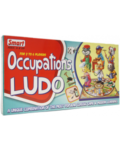 Occupations Ludo (Ages 4+)