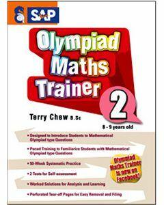Olympiad Maths Trainer 2