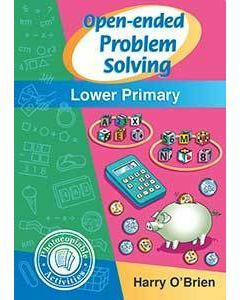 Open-Ended Problem Solving: Lower Primary