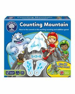 Orchard Toys Counting Mountain (Ages 4 to 8)