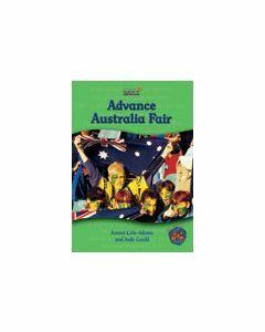 Our Voices Phase 1: Advance Australia Fair Big Book