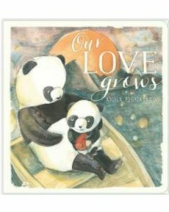 Our Love Grows Board Book