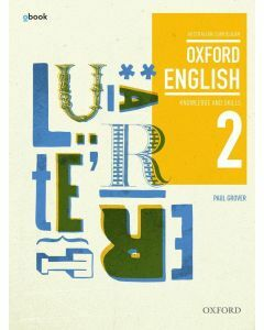 Oxford English 2 Knowledge and Skills AC Student Book + obook assess (Available to Order)