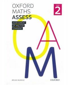 Oxford Maths Assess Year 2