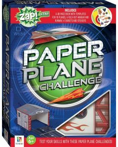 Paper Plane Challenge (Ages 6+)