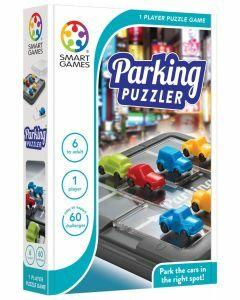 Parking Puzzler (Ages 6+)