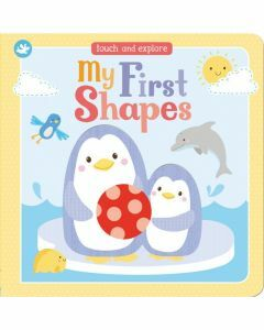 Touch and Explore: My First Shapes Board Book