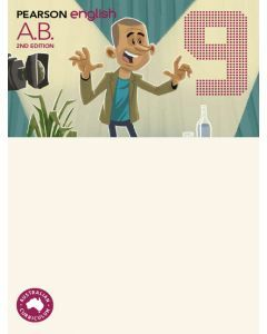 Pearson English Activity Book Year 9 2nd Edition