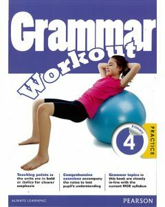 Grammar Workout Primary 4