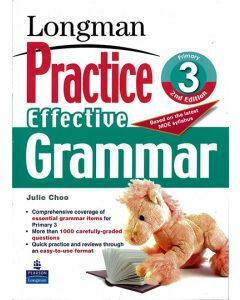 Longman Practice Effective Grammar Primary 3