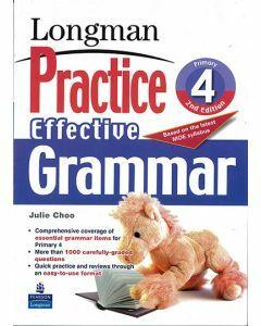 Longman Practice Effective Grammar Primary 4