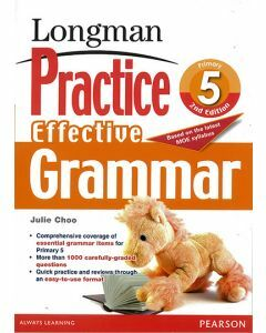 Longman Practice Effective Grammar Primary 5