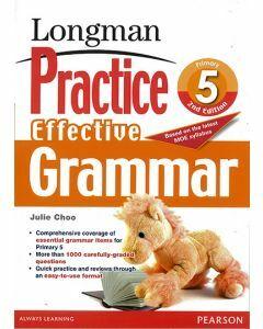 Longman Practice Effective Grammar Primary 5