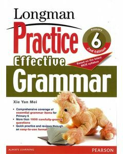 Longman Practice Effective Grammar Primary 6