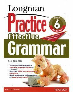 Longman Practice Effective Grammar Primary 6