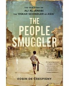 People Smuggler: The True Story of Ali Al Jenabi
