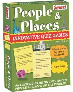 People & Places (Ages 8+)