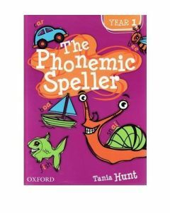 Phonemic Speller Year 1