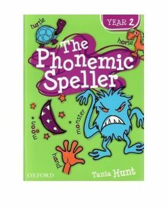Phonemic Speller Year 2