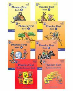 Reading Freedom: Phonics First 8 Book Bundle