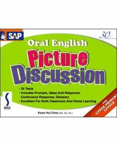 Picture Discussion for Upper Primary Levels