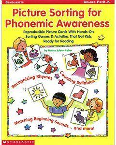 Picture Sorting for Phonemic Awareness (PreK to Kindergarten)