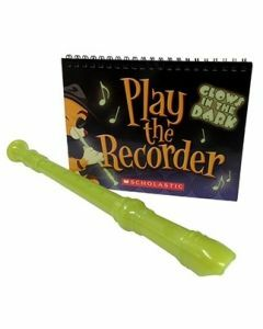 Play the Recorder Set (Book and Recorder)