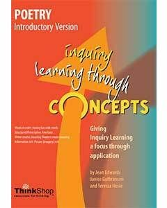 Poetry Introductory Version (Yrs 1-5) - Inquiry Learning Through Concepts