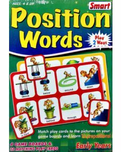 Position Words - 01048