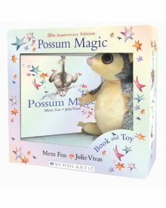 Possum Magic Book and Toy Boxed Set