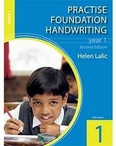 Practise Foundation Handwriting 1 (2nd Ed.)